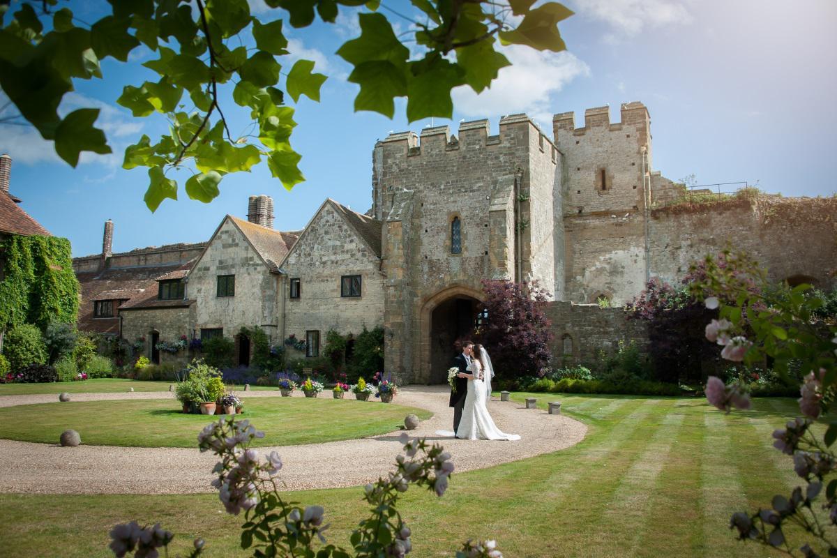 cowdray-ruins--summer-weddings | UK | misc