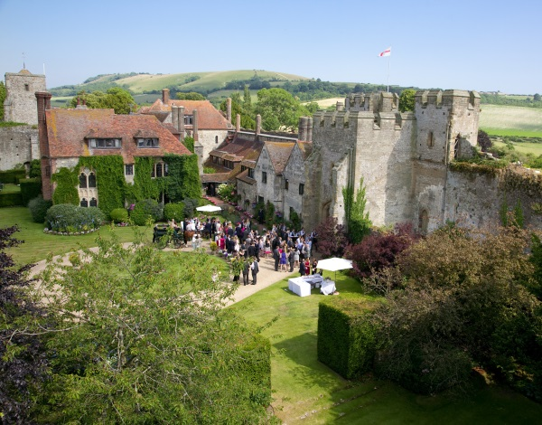 Wedding Showcase at Amberley Castle